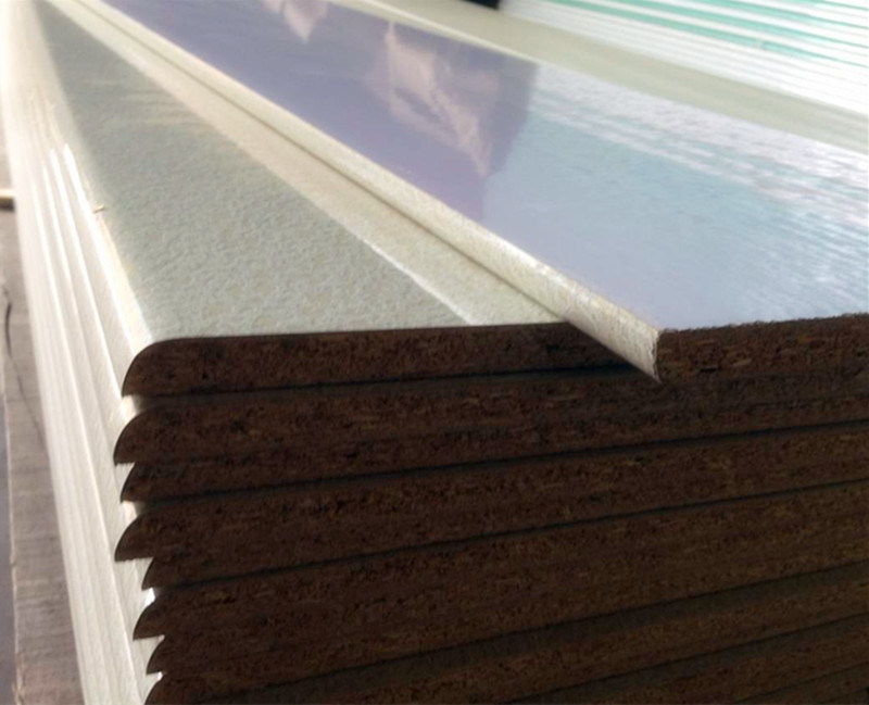 China Post Forming Hpl Mdf Particle Board For Furniture Form