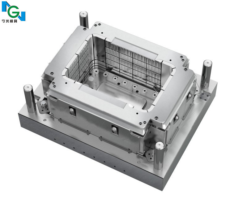Injection Molding for Crate