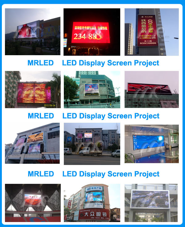 Shenzhen Manufacturer of P8 LED Billboard (P8) pictures & photos