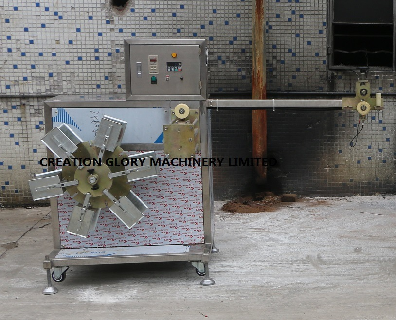 High Speed High Efficiency Corrugated Pipe Producing Machinery