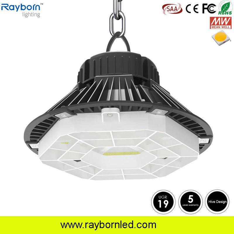 200W Watt UFO LED High Bay Light Warehouse Led Shop Light Fixture 16000LM