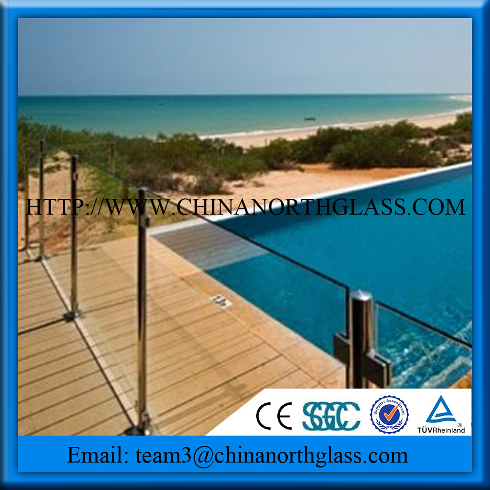 13-19mm Float Glass (tempered glass)