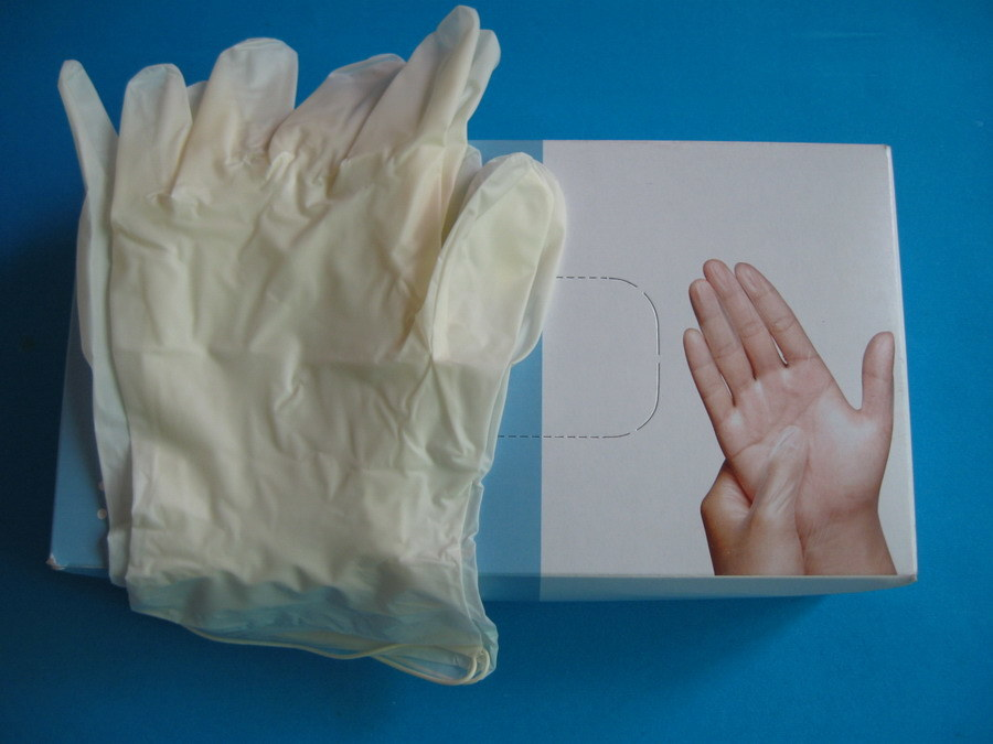 Disposable Vinyl Synthetic Gloves (Powder free)