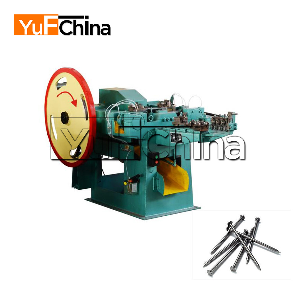 China New Design Hot Sale Nail Making Machine with Good Quality ...