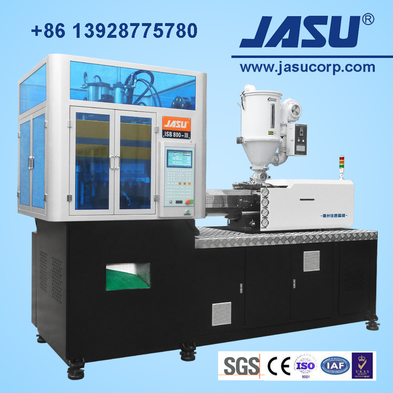 Jasu Automatic Single Stage Pet Blow Machine for Bottle No Preform Needed pictures & photos