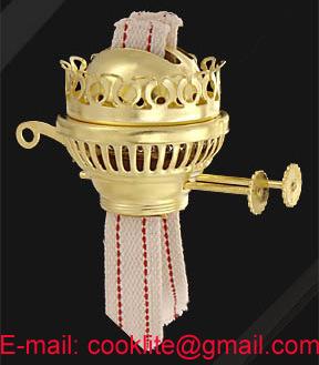China Duplex Twin Wick Kerosene Oil Lamp Burner With Extinguisher China Oil Kerosene Lamp Burner Wick Paraffin English Duplex Oil Lamp Burner