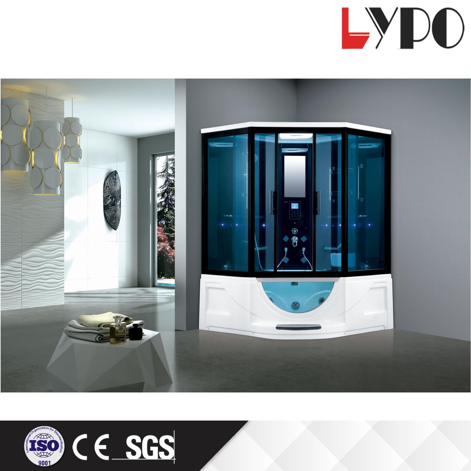K-7025 China Suppliers Diamond Shaped Shower Enclosure with Free ...