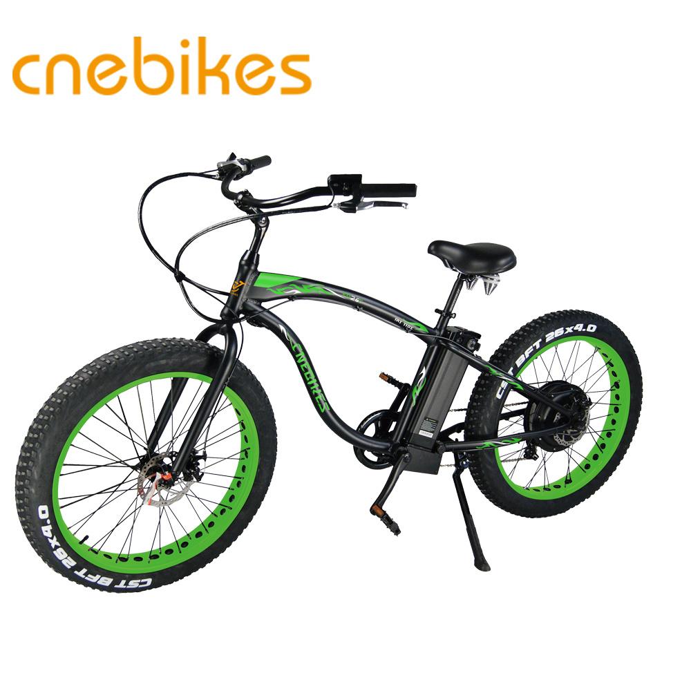 Electric Fat Bike >> Hot Item New Colorful 26 Hub Motor Electric Fat Bike For Adult