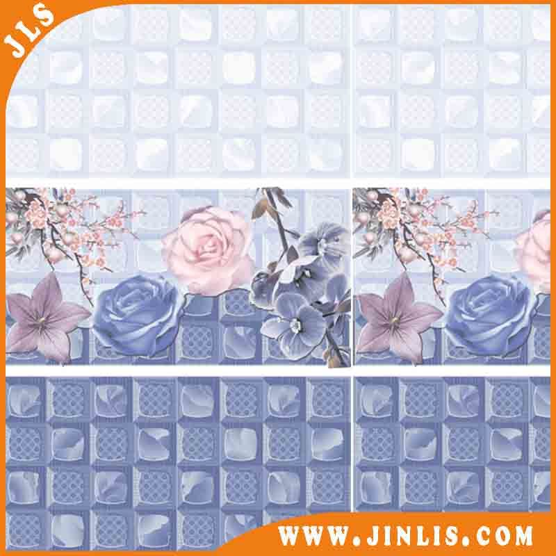 Building Material AAA 3D Inkjet Bathroom Floor Tile Wall Tile pictures & photos