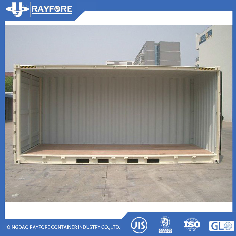 China Open Sided Shipping Container Open Top Containers ...