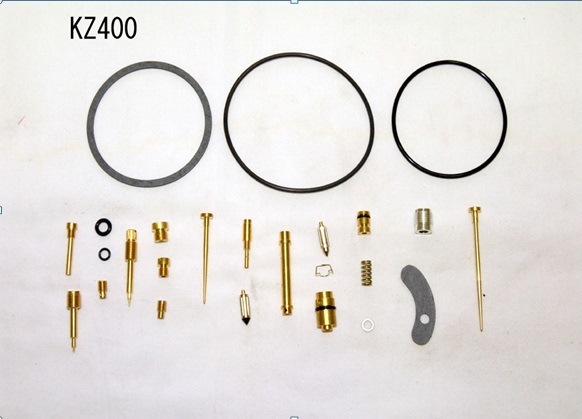 1974-1976 Kawasaki Kz400 Carburetor Carb Rebuild Kit Motorcycle Keihin Cvb36