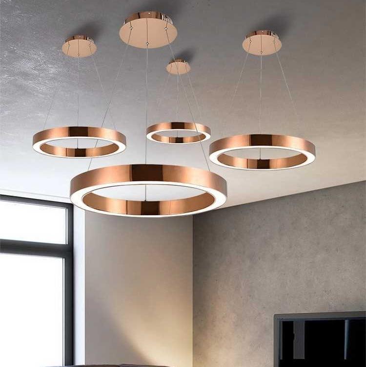 Room Bedroom Pendant Lighting, Modern Led Chandeliers For Bedroom