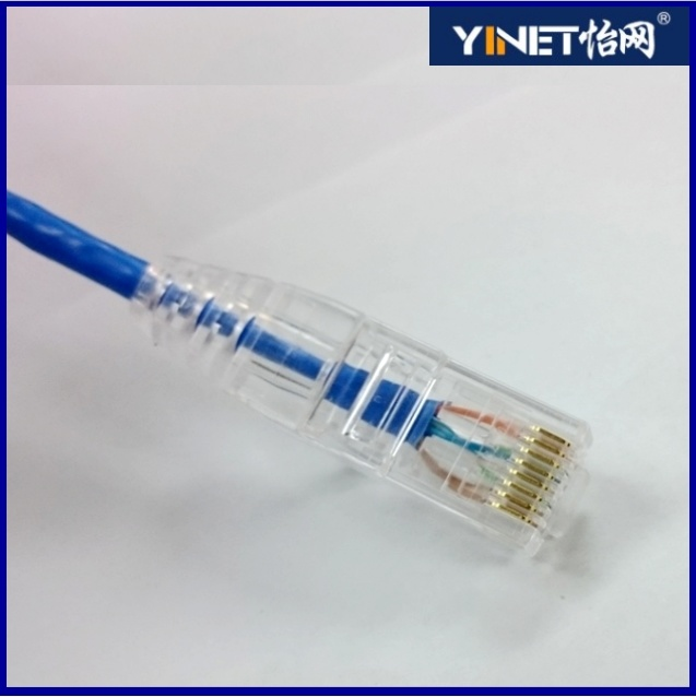 High Speed CAT6 RJ45 Patch Ethernet LAN Cable Network Cable 1m/1.5m/2m/3m/5m for Router Switch Computer Laptop pictures & photos