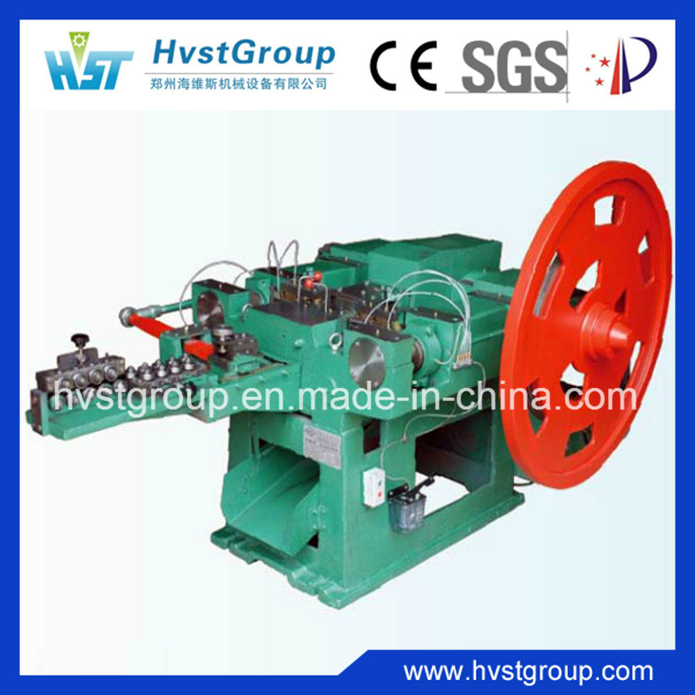 China Automatic Common Wire Nail Making Machine for Sale Photos ...