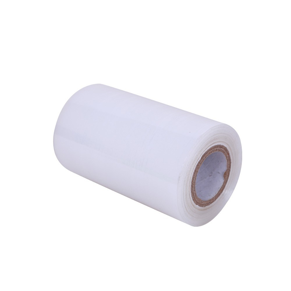 20 Micron PE Mini Roll Clear Hand Stretch Film pictures & photos