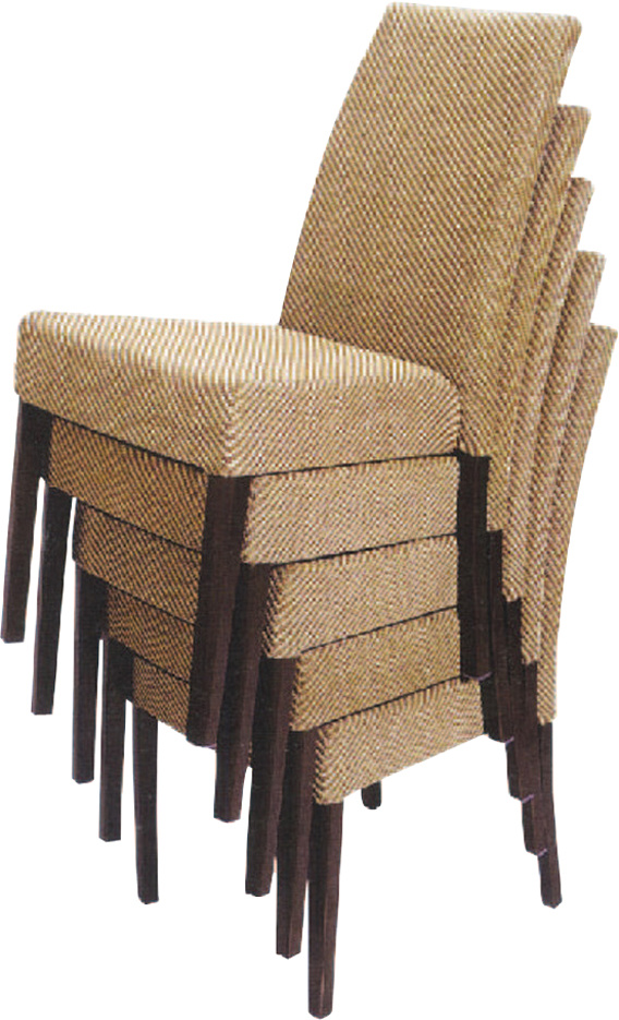 Metal Hotel Banquet Stacking Dining Chair