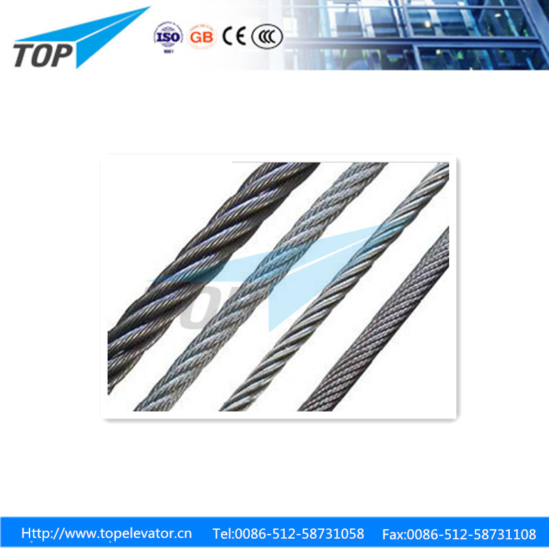 China Elevator Parts, Steel Wire Rope - China Steel Rope, Elevator ...