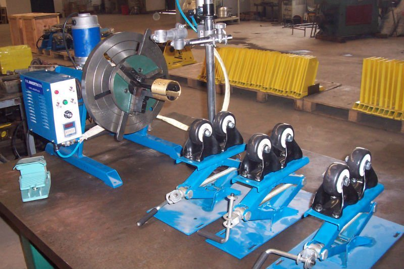 100kg Combined Welding Positioner for Pipe