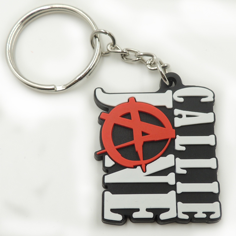 [Hot Item] High Quality Custom Engraved Keychains for Sale
