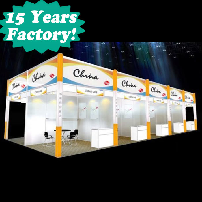 Used Trade Show Booth : China competitive price trade show tabletop display used trade