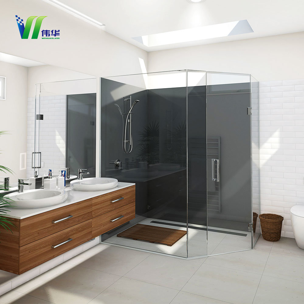 China High Quality Clean Bathroom Bizarre Showers With Ce