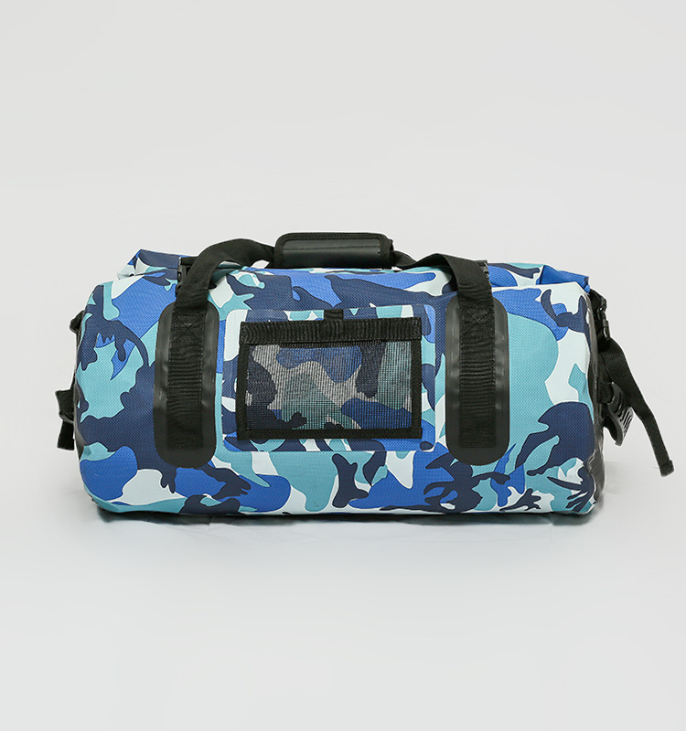 China 40L Camouflage PVC Tarpaulin Waterproof Duffel Bag Photos ... 6ff718b30df24