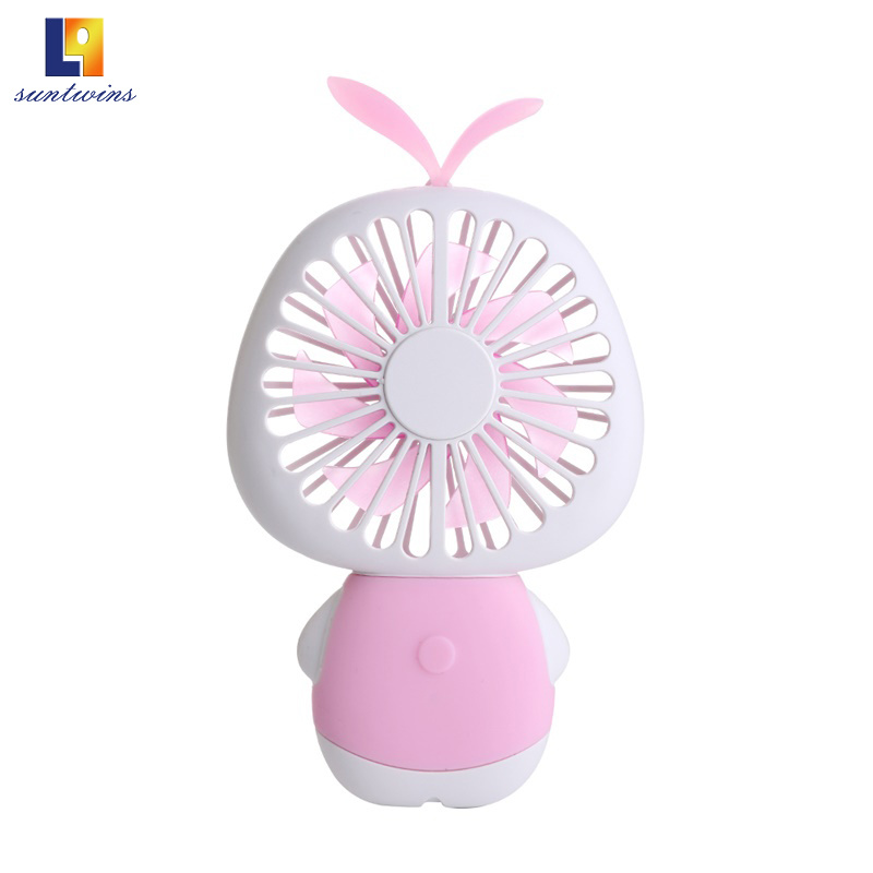 Usb Gadgets Computer Peripherals Realistic Mini Portable Handheld Pocket Folding Fan Usb Charging Fan Small Cooler For Home Office Desktop Travel Use