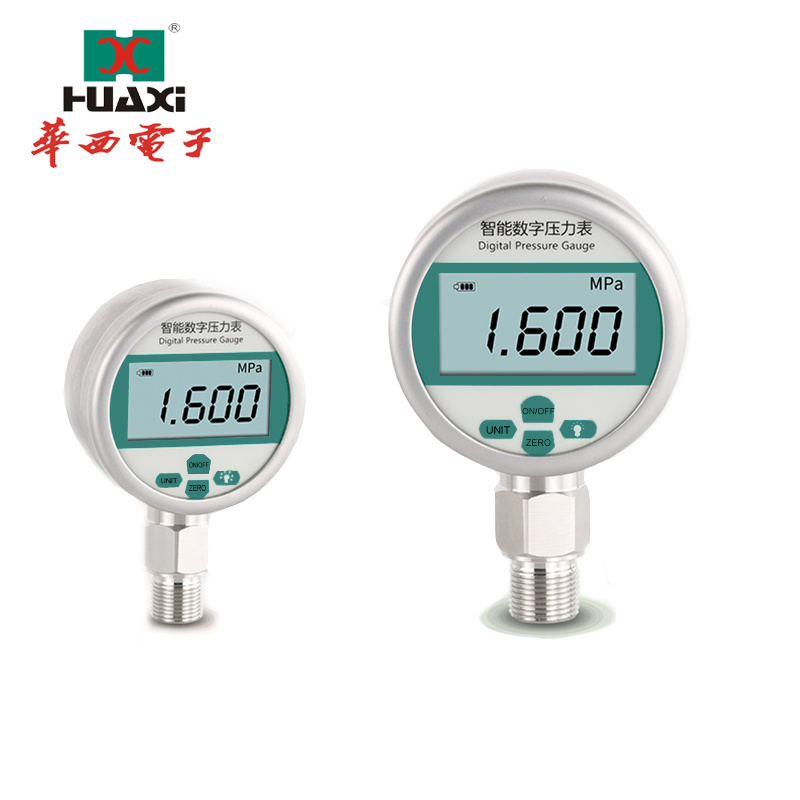 China Digital Pressure Gauge Digital Air Pressure Gauge