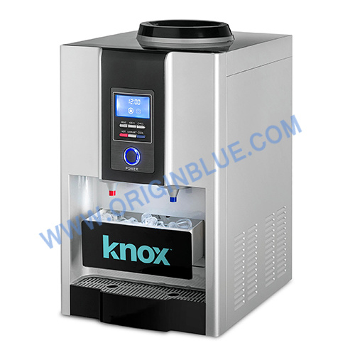 China Tabletop Water Dispenser With Built In Instant Ice Maker China Water Dispenser And Ice Maker Price