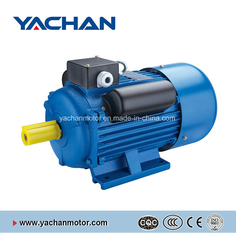 China Ce Roved Single Phase Induction Motor Ac Electric Yc Yl Yy My Ml