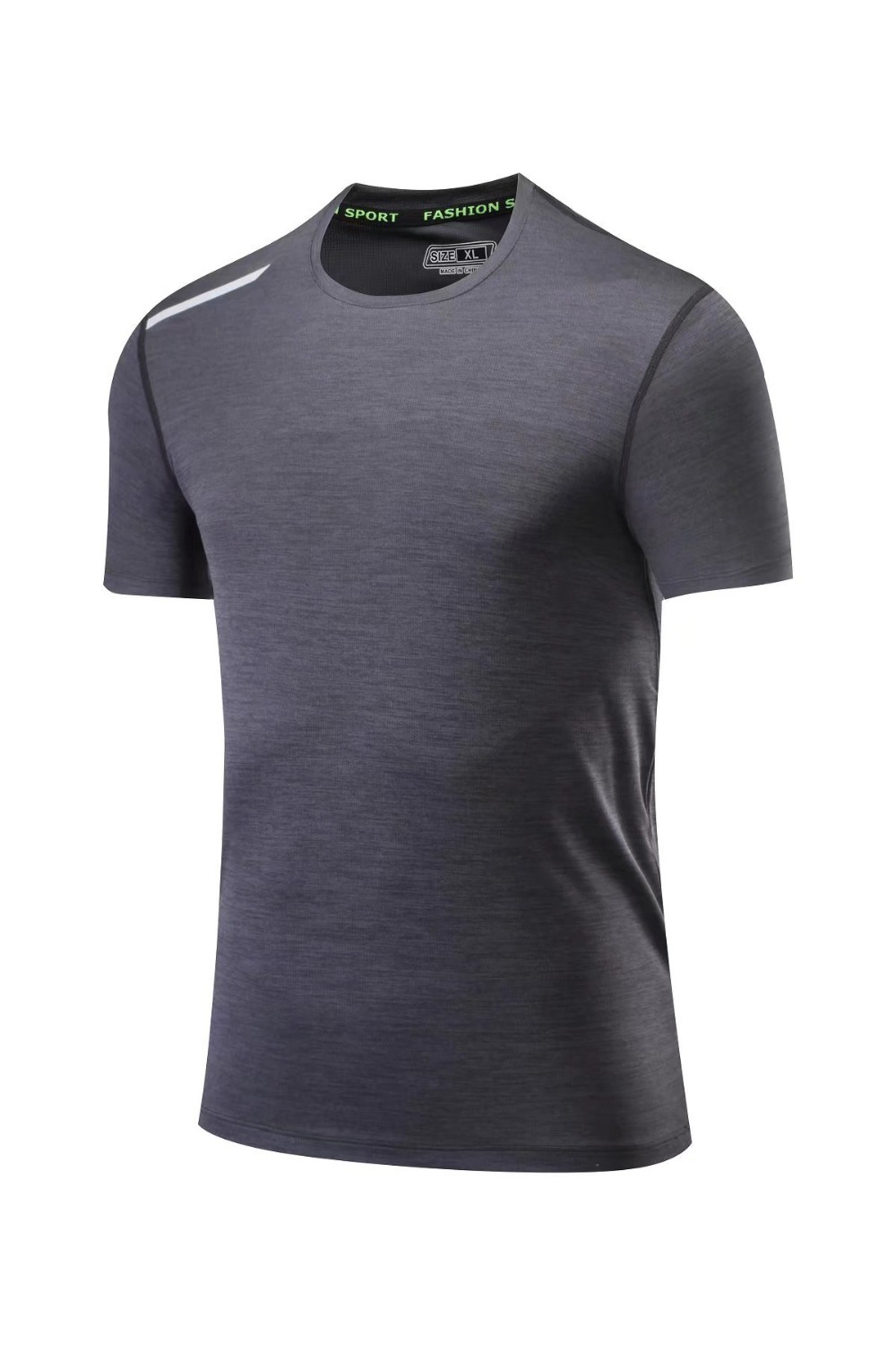 China Quick Dry Mesh T Shirts Casual Man O Neck Dry Fit Tshirt
