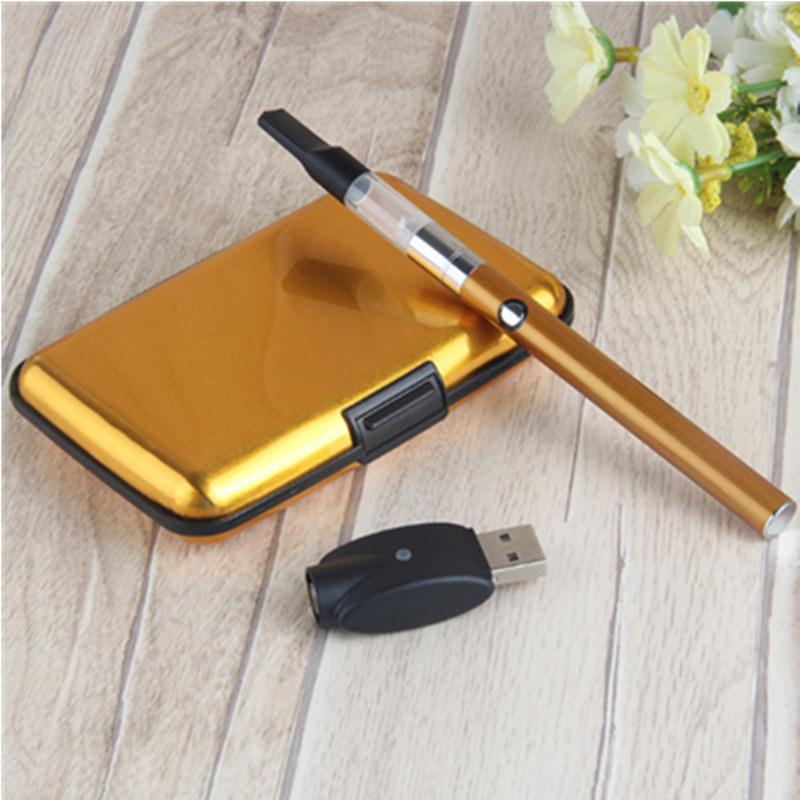 [Hot Item] 510 Oil Vaporizer Cartridge Empty 1ml and 0 5ml Cbd Vape Pen  Evod Kit