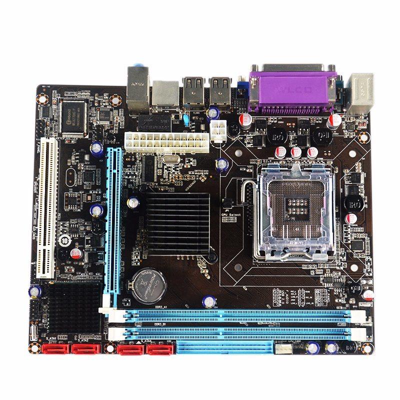 [Hot Item] 2018 Factory Price Intel G41 LGA775 DDR3 8GB Socket Motherboard