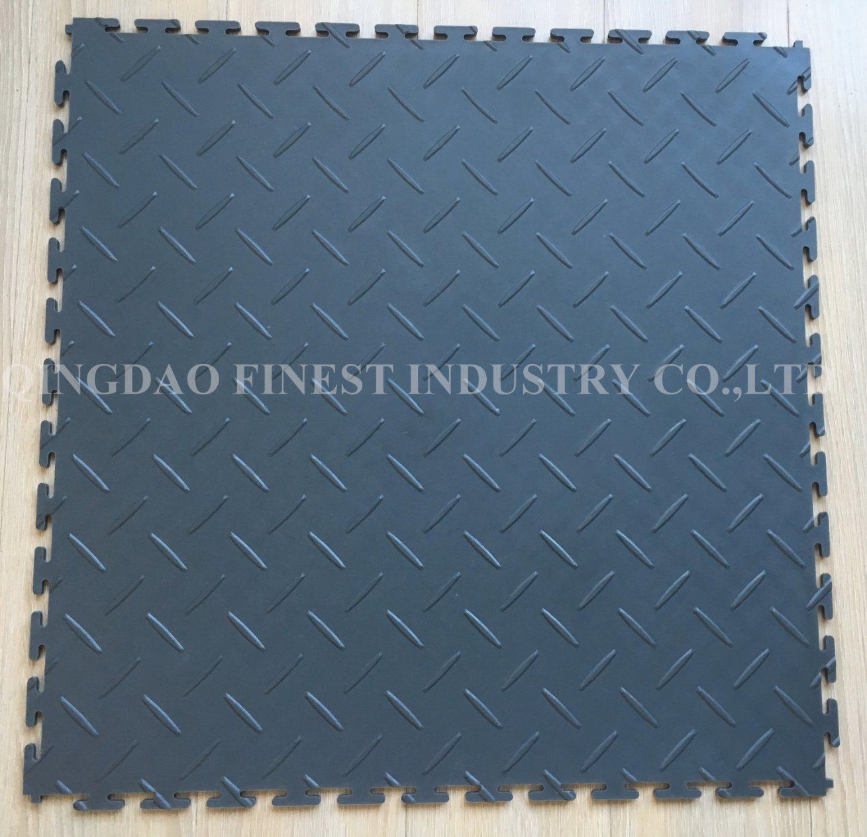 China Garage Tiles Floor Matting