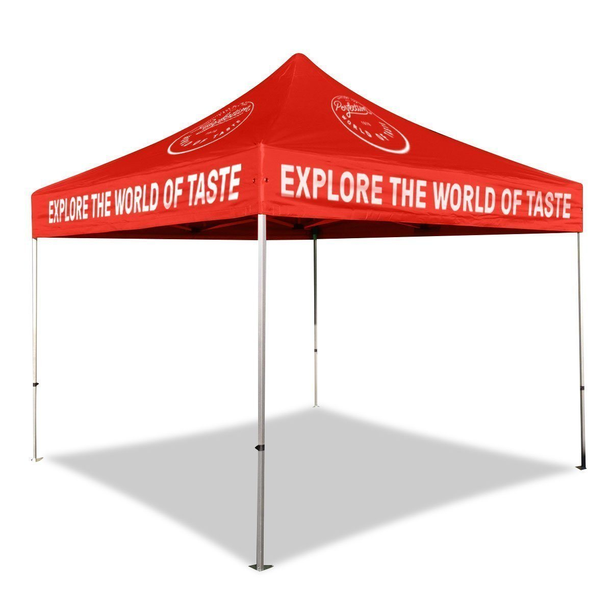 4X4m Customized Folding Tent Outdoor Tenda with Full Wall/ Half Wall pictures & photos