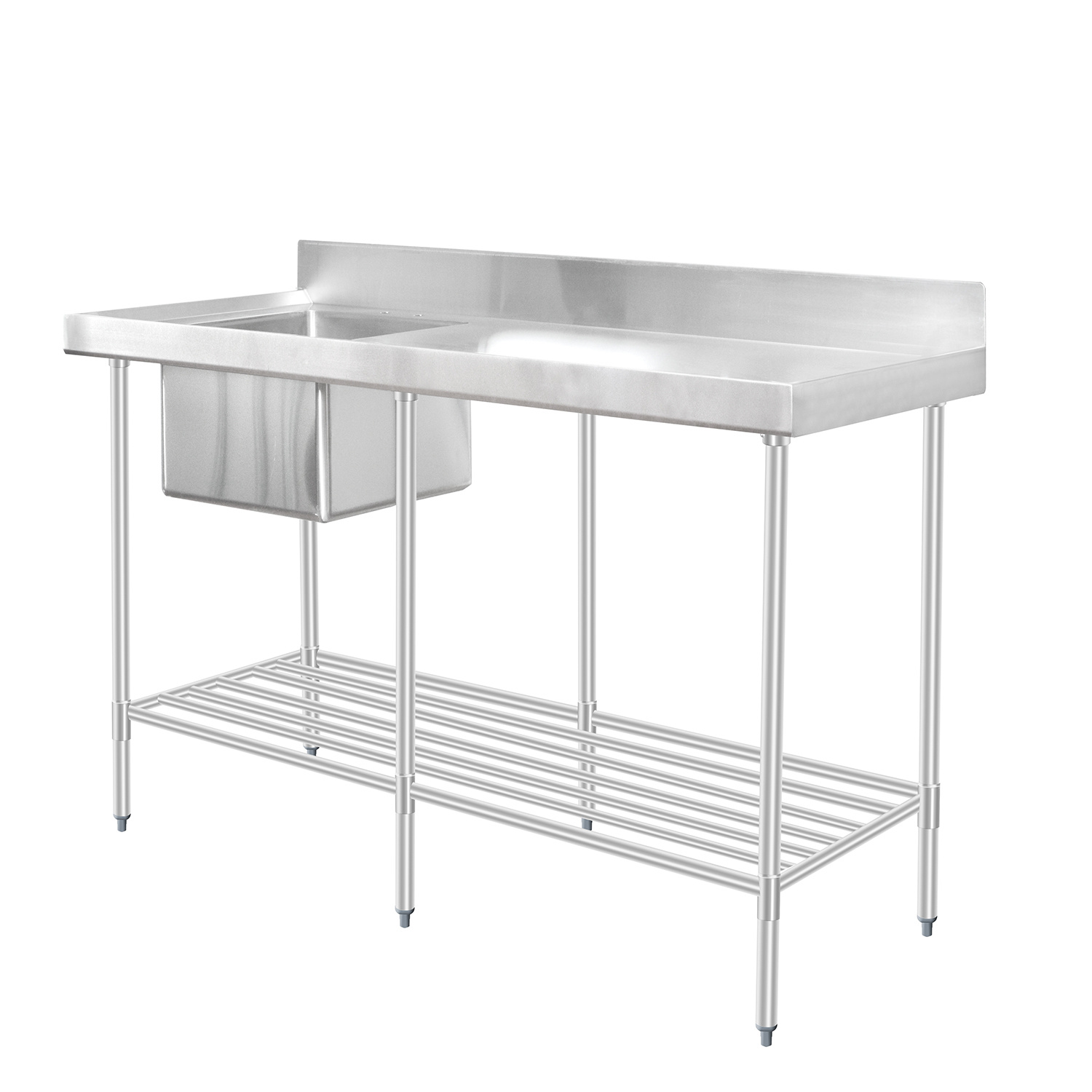 China Kitchen Stainless Steel Sink Work Table Lab Used Sink Table China Stainless Steel Work Table With Sink Stainless Steel Wash Table
