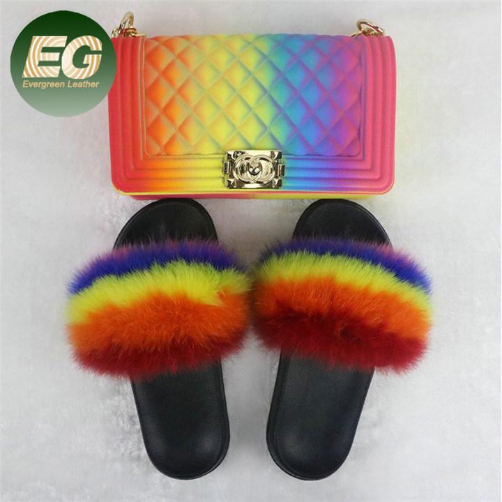 Whole Fashion Women Jelly Handbags