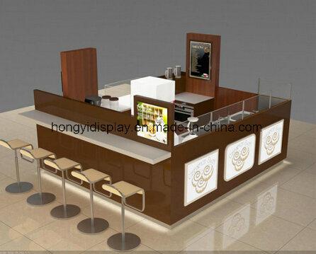 China Nice Design Food Kiosk Design Ideas for Mall Food Kiosk Photos