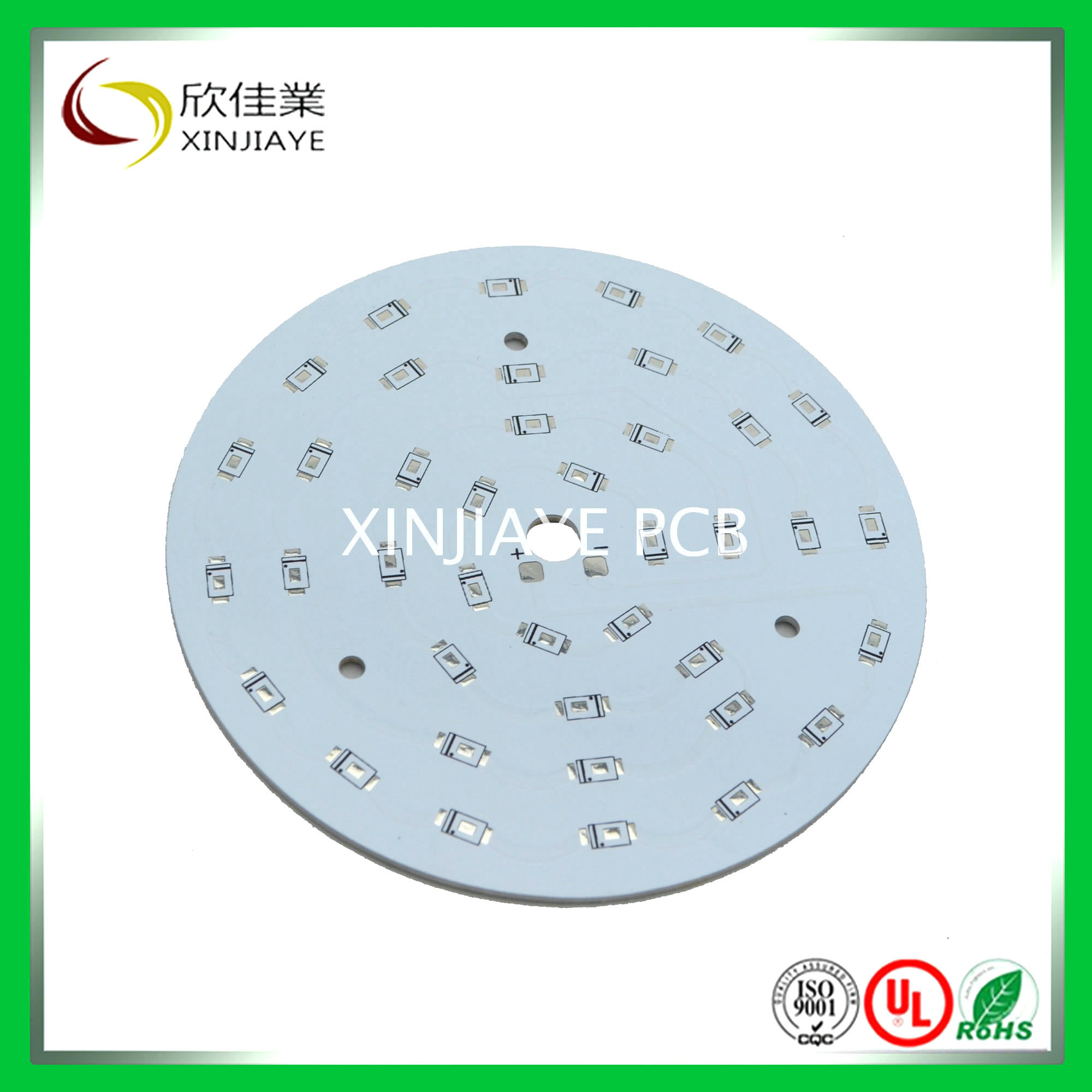 China 1 Layer Aluminum Led Pcb Board With 1mm Thickness Polyimide 6 Fpc Multilayer Printed Circuit Layout Design
