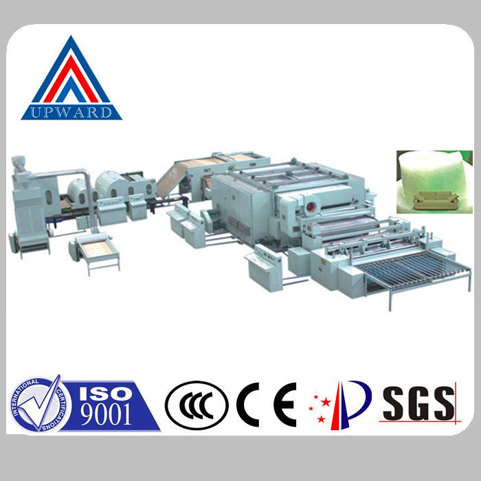 China Hot Sale Non Woven Fabric Machine pictures & photos