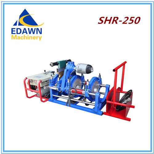 Shr-160 Model HDPE Pipe Hydraulic Butt Fusion Machine pictures & photos