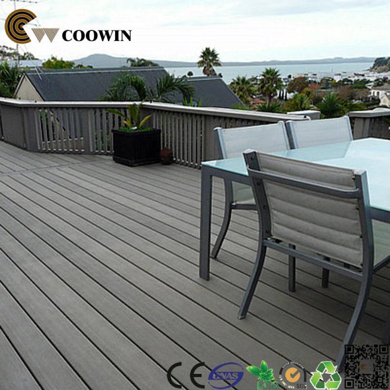 Plastic Wood Wpc Composite Deck
