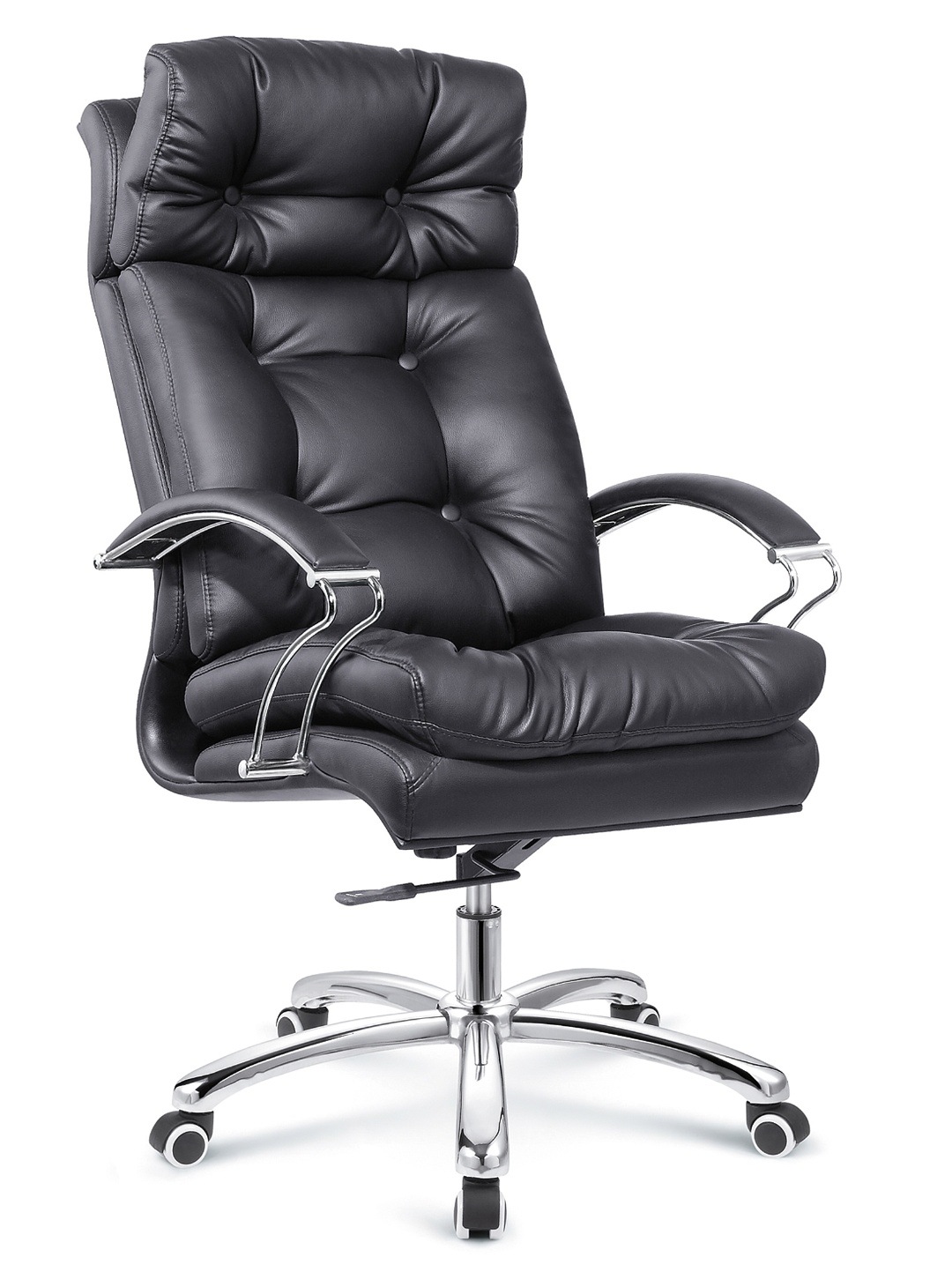 Picture of: China Big Class Boss Class Desk Leather Office Swivel Chair China Leather Chair Boss Chair