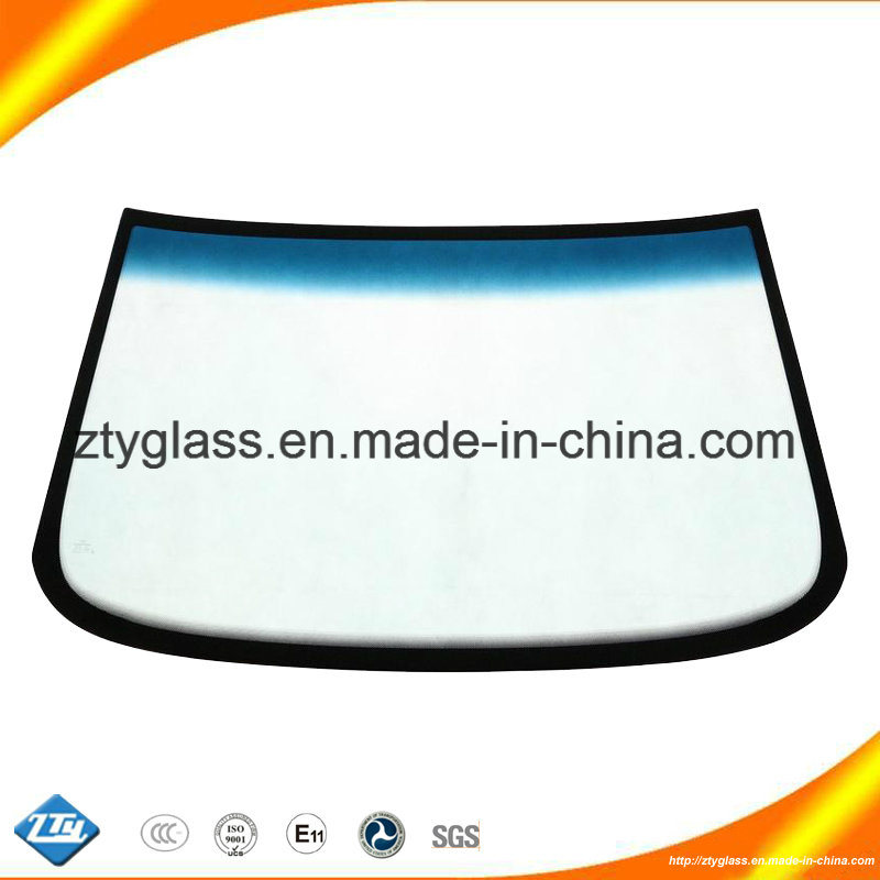 Front Laminated Windshield Auto Glass From Zty Glass