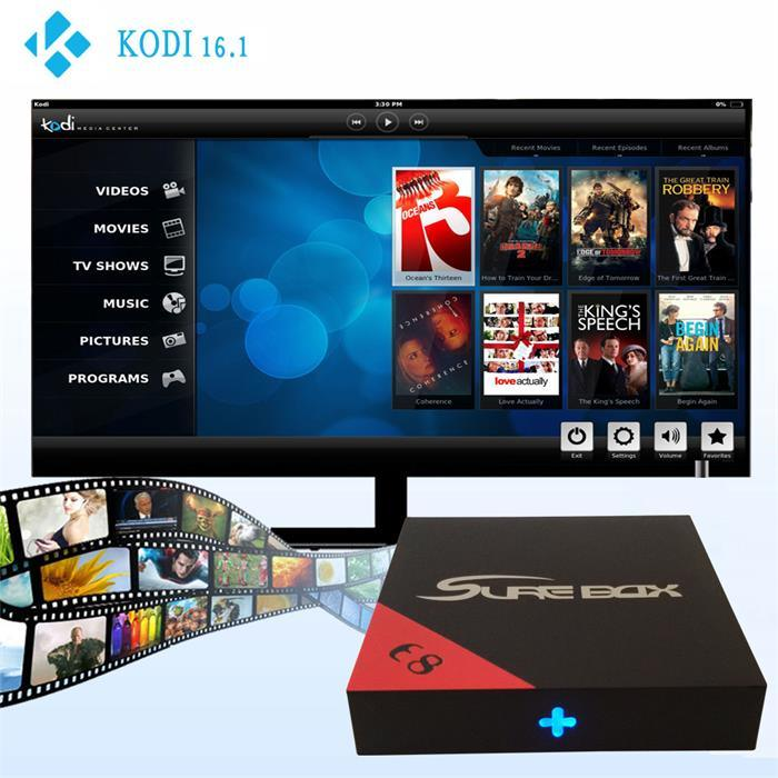 IPTV Box Brazil IPTV 300+ Channels Quad Core Amlgoic S905X with Free IPTV Better Than Mxq PRO