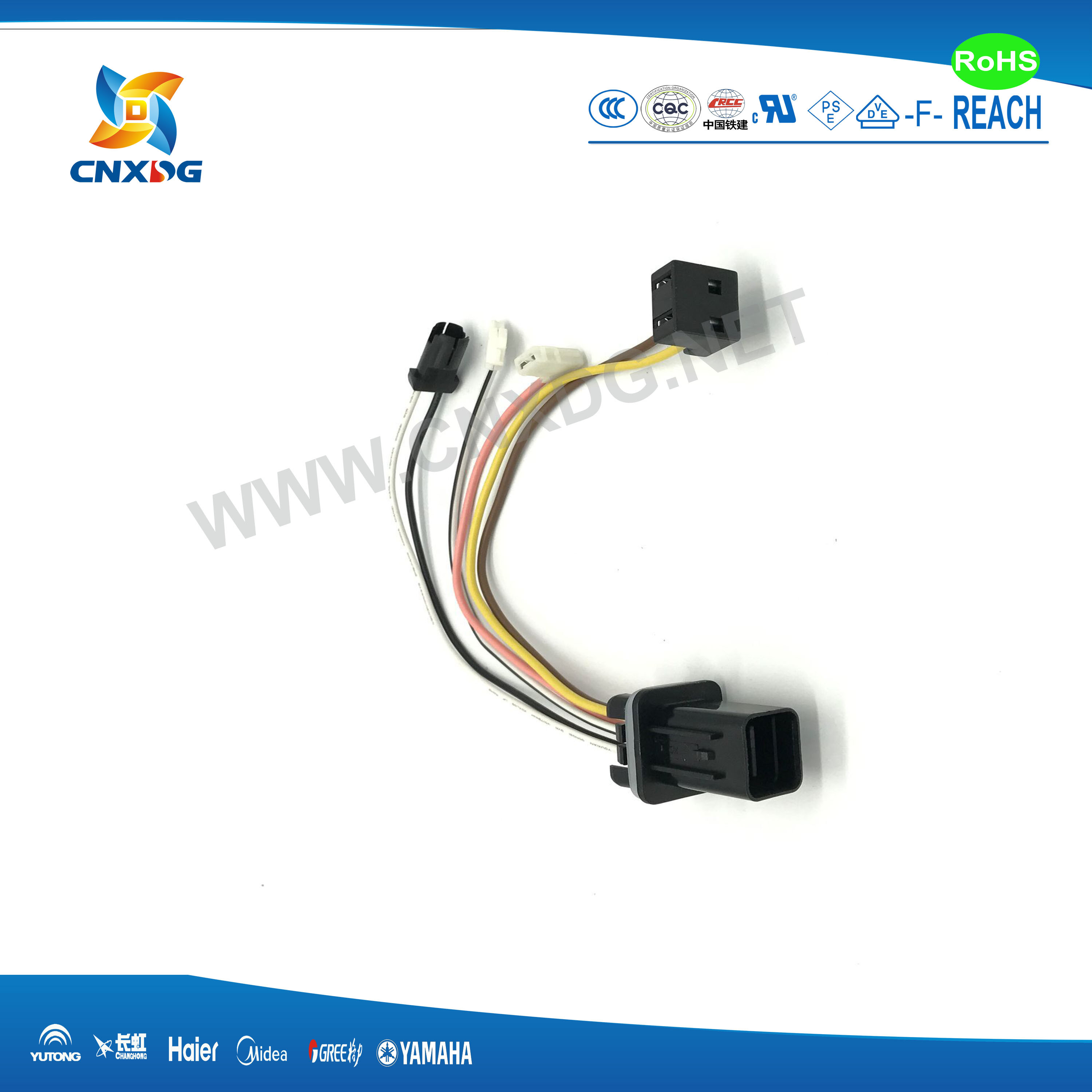 Wire Harness for Automobile Motorcycle
