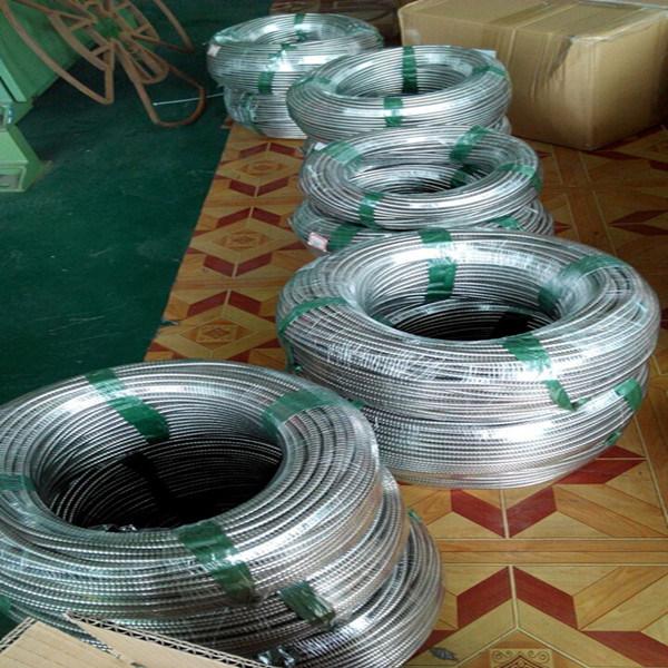 China Electrical Metal Squarelock Conduit - China Metallic Conduit ...