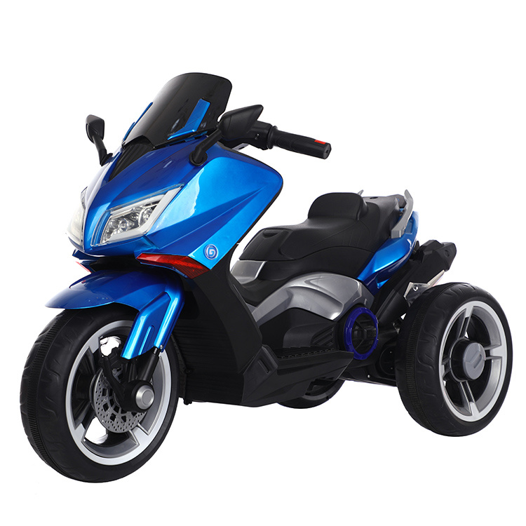 China New Model 3 Wheels Electric Kids Motorcycle For Sale China