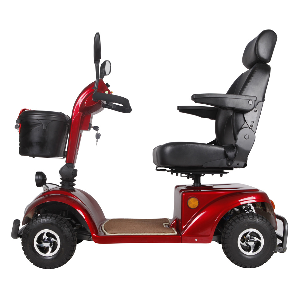 Factory 4 Wheel Electric Scooter with Ce Certificate pictures & photos