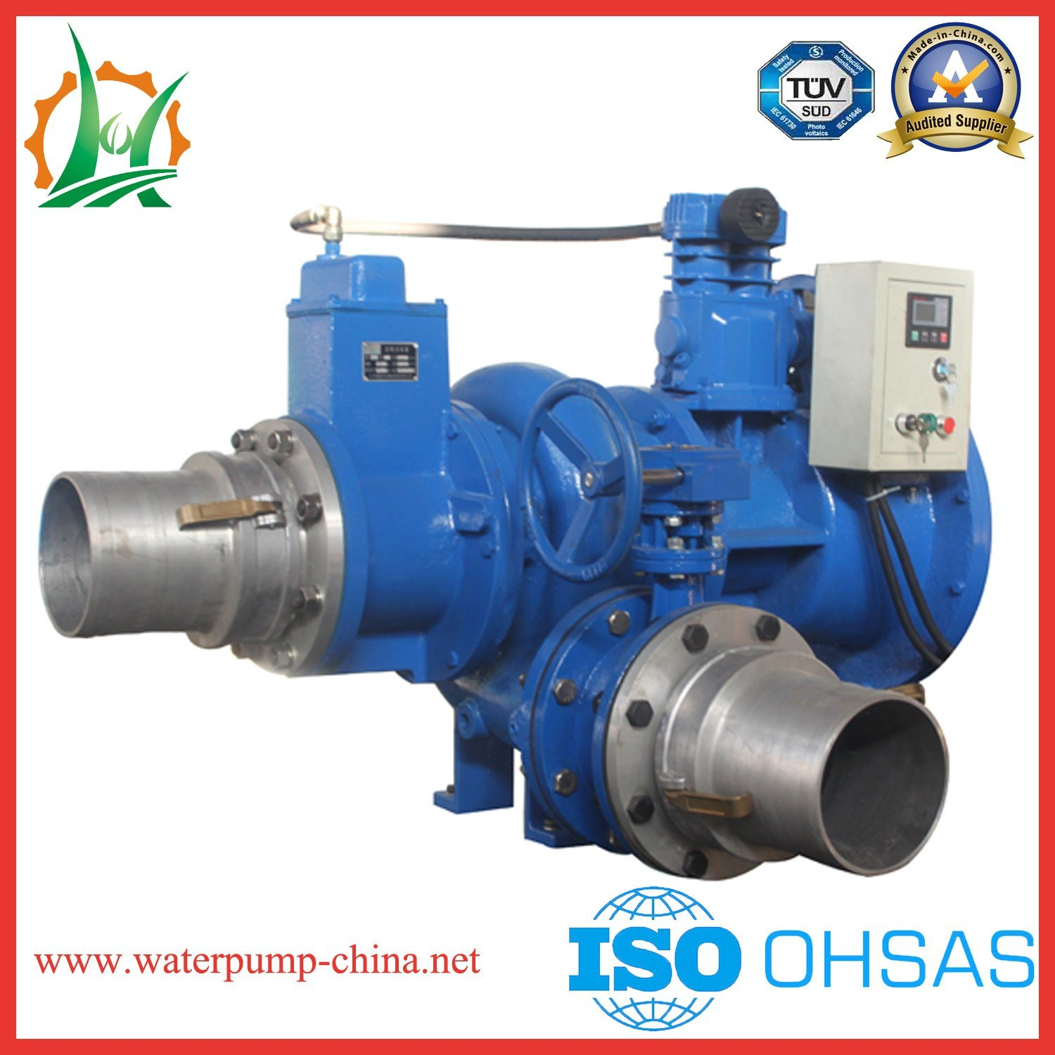High Pressure Dry Run Self-Priming Diesel Water Pump for Drainage pictures & photos